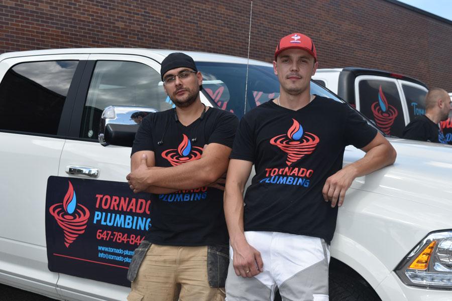 Plumbing Brampton Tornado Plumbing & Drains image photo
