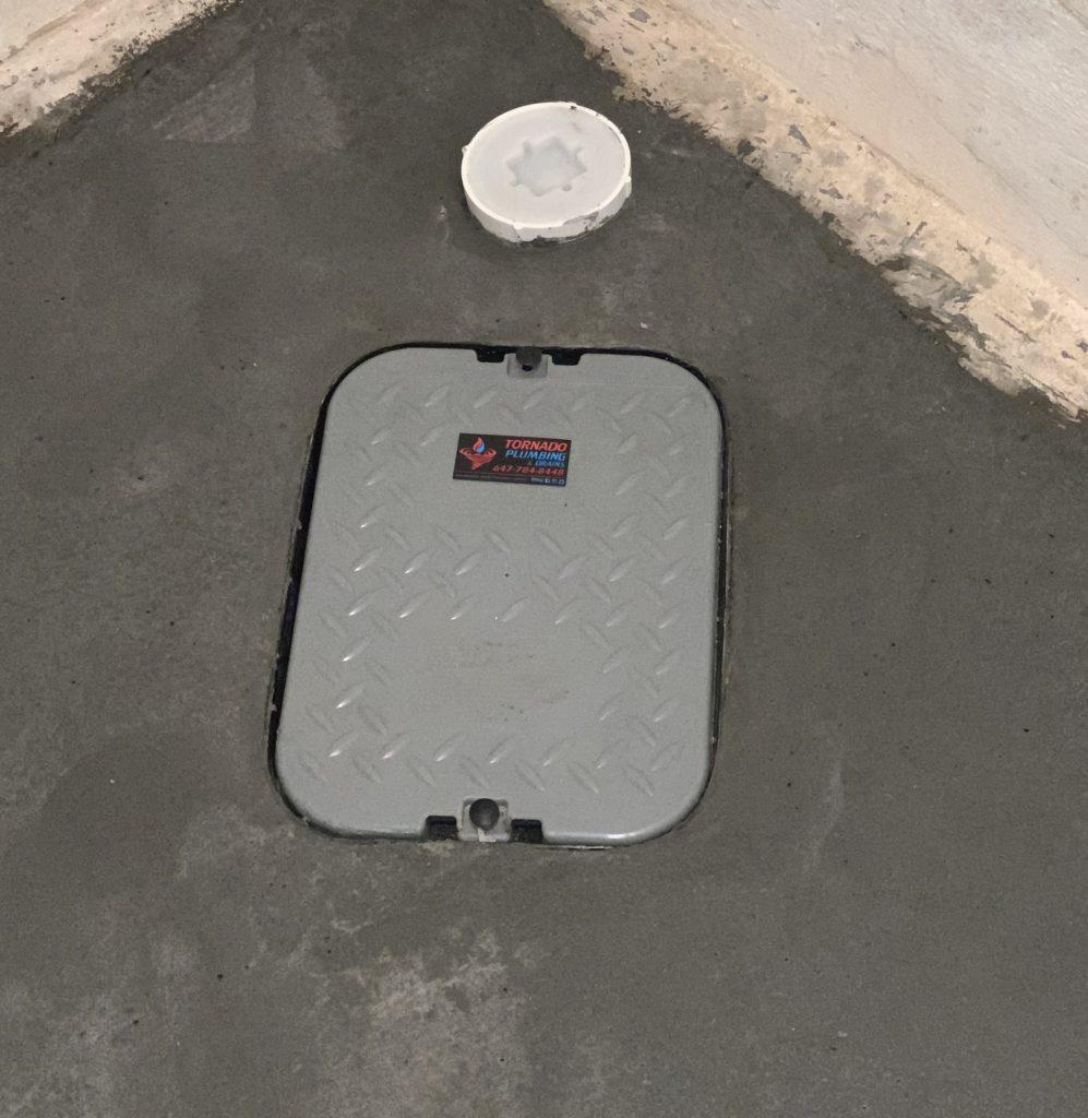 Backwater Valve Maintenance