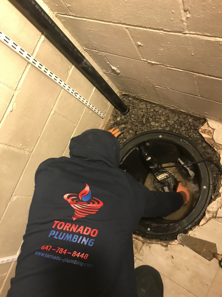 sump pump Tornado plumbinhg and Drains image photo picture