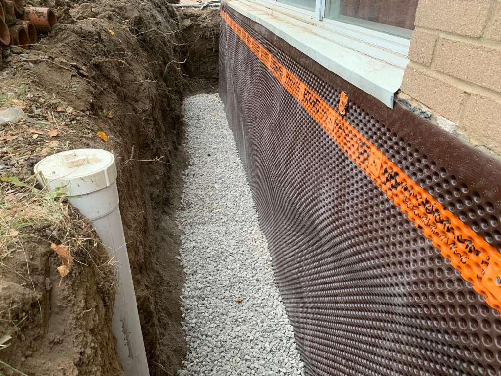 Waterproofing Toronto ON