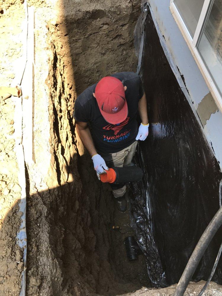 Leaky Basement Repair Tornado Plumbing & Drains
