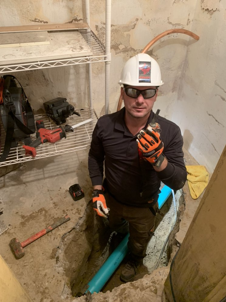 Plumber Whitby Tornado Plumbing  and Drains