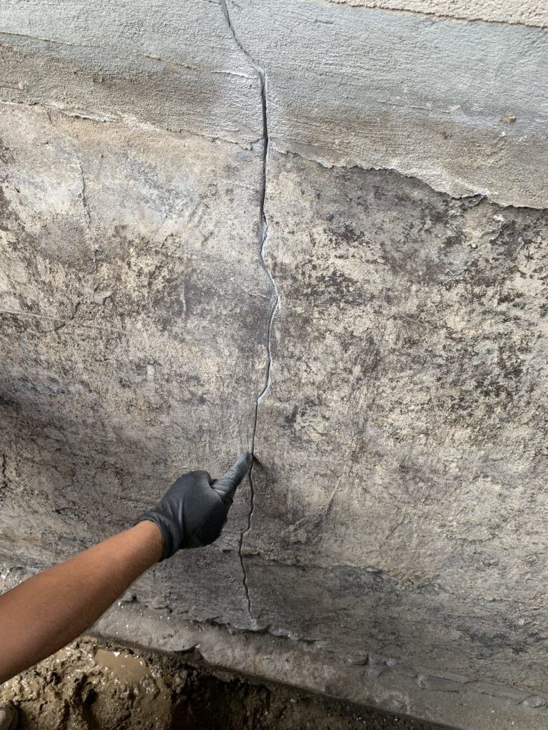 basement water leak repair