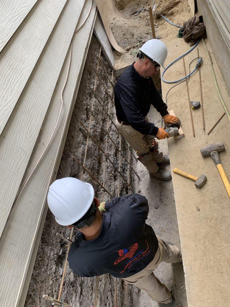 house foundation repair