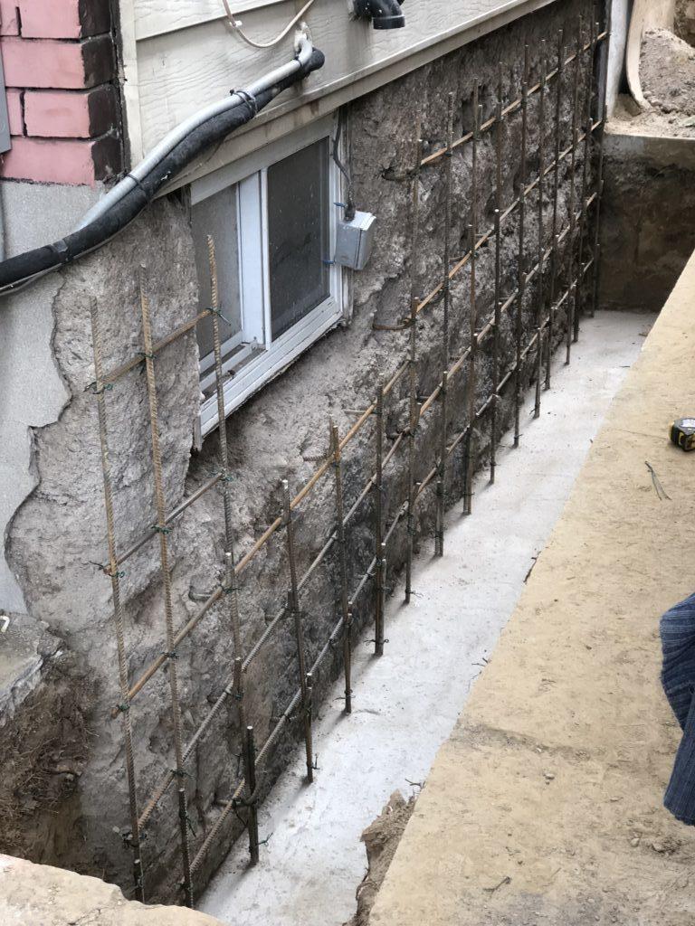 basement leaks repair