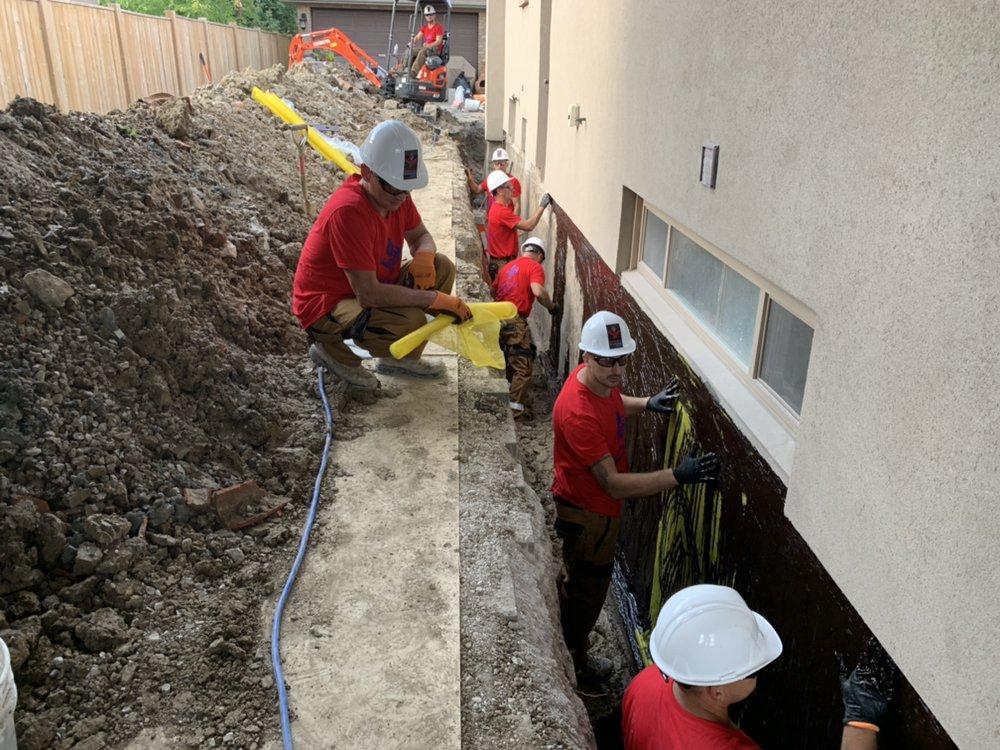 waterproofing basement toronto