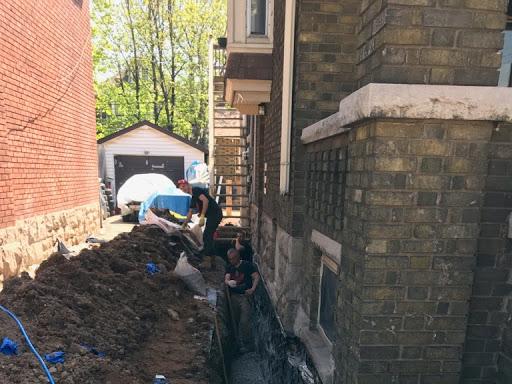 Basement Foundation Repair for Anna B. in Brampon