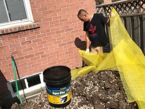 Basement Repair and Waterproofing in king City